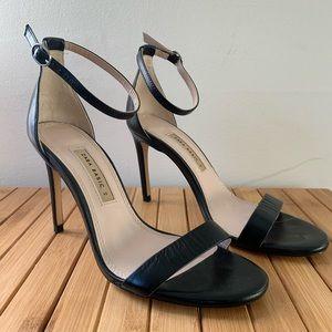 Zara basic strappy high heel
